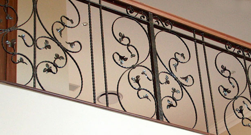 wrought-iron-balustrade